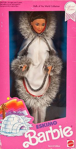 eskimo barbie