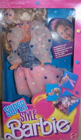 Barbie identificēšana \ Опознание куклы Барби - Page 17 Superstyl